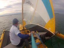 Hobie AI sail kayak Callala Bay Shoalhaven Area Preview