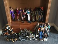 Bundle of Action Men/GI Joe/Accessories