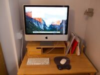 Small Extending Wooden Desk