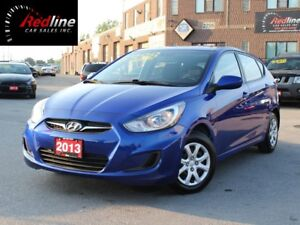 2013 Hyundai Accent Hatchback L AccidentFree