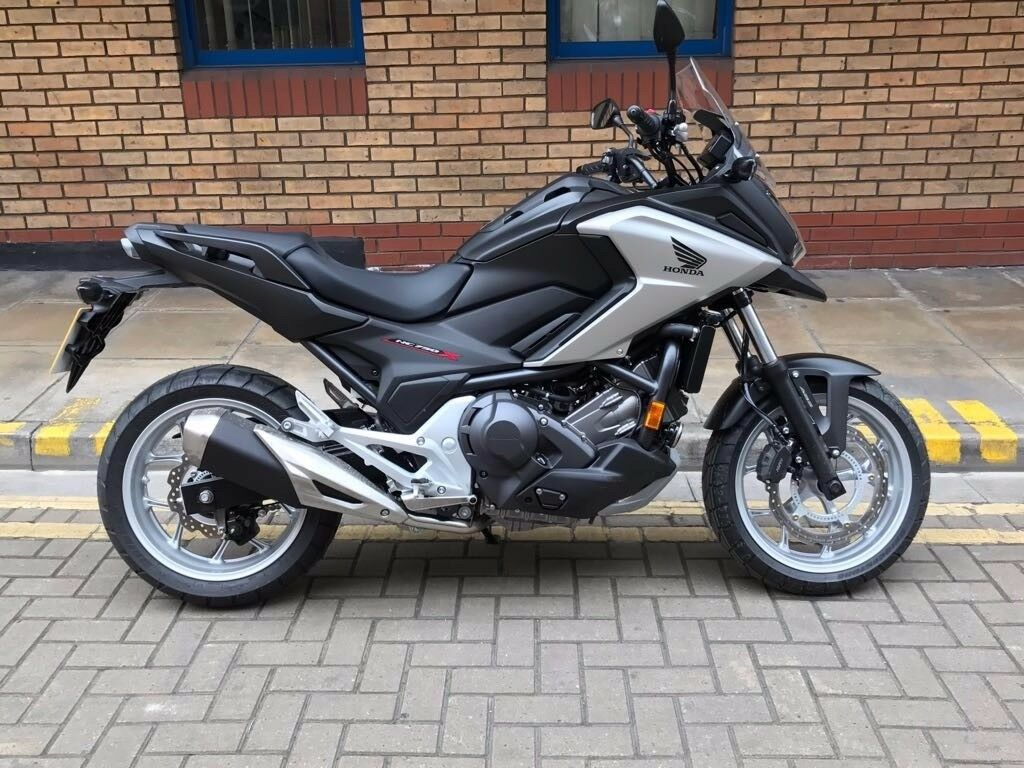 Honda nc750x dct 17 plate main dealer purchased