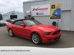 2014 Ford MUSTANG Convertible V6 Premium