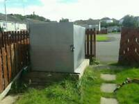 Metal shed for sale £100 ono