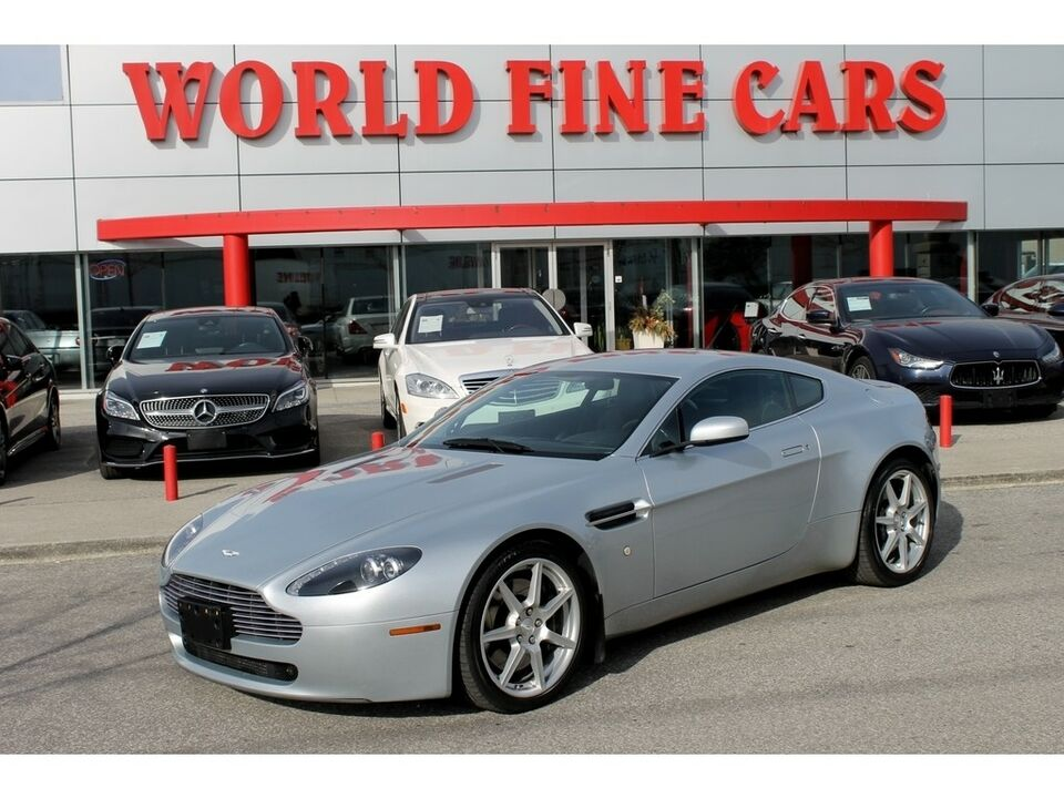 Aston Martin V Vantage Speed New Clutch Cars Trucks - 2007 aston martin v8 vantage