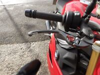 BMW S1000 R SPORT QUICK SHIFTER HEATED GRIPS £8000