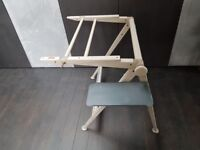 Mid century Reply work/drawing table legs by Wim Rietveld & Friso Kramer for Ahrend De Cirkel