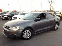 2011 Volkswagen Jetta 2.0L**6 SPEED**KEYLESS**AIR CONDITIONING