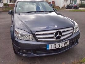 Mercedes Benz C class 2.2 cdi runs great