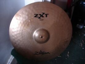 "Zildjian ZXT 20""/51cm Medium Ride Cymbal (with stand)"