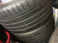 Genuine Porsche 996 twists-staggered x5