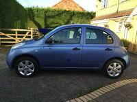 nissan micra 2005 auto very good condition and drives very smooth ,only 63000 miles,cheap to run.