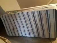 Single bed and frame excellent condition