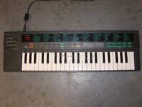 Yamaha Portasound Voice Bank Electronic Keyboard PSS-270