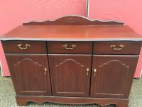 STORAGE UNIT CHEST OF DRAWERS SIDEBOARD FREE DELIVERY IN LIVERPOOL