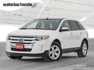 2013 Ford Edge SEL Sold Pending Delivery... Back Up Camera, N...