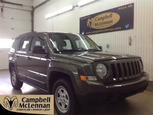 2015 Jeep Patriot Sport | 4x4 | 2.4L | Bluetooth