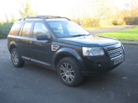FREELANDER 2 HSE WINTER CAR HSE ALL EXTRAS SATNAV LEATHER AIRCON ALL WHEEL DRIVE