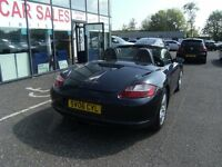 2006 06 PORSCHE BOXSTER 2.7 24V 2D 240 BHP **** GUARANTEED FINANCE **** PART EX WELCOME ****