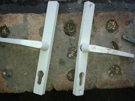 Wanted Set of UPVC Door handles