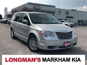 2010 Chrysler Town & Country TOURING|PWRDR|REARCAM|DVD