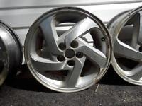 Pontiac Grand Am aluminum wheels 92 to 98