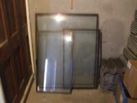 FREE Glass panels