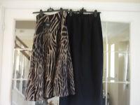 Next - Bundle of 2 Maxi Skirts - Size 6 & 8