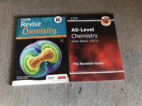 AS and A Level Chemistry Revision Guides (OCR)