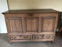 Antique blanket box / chest