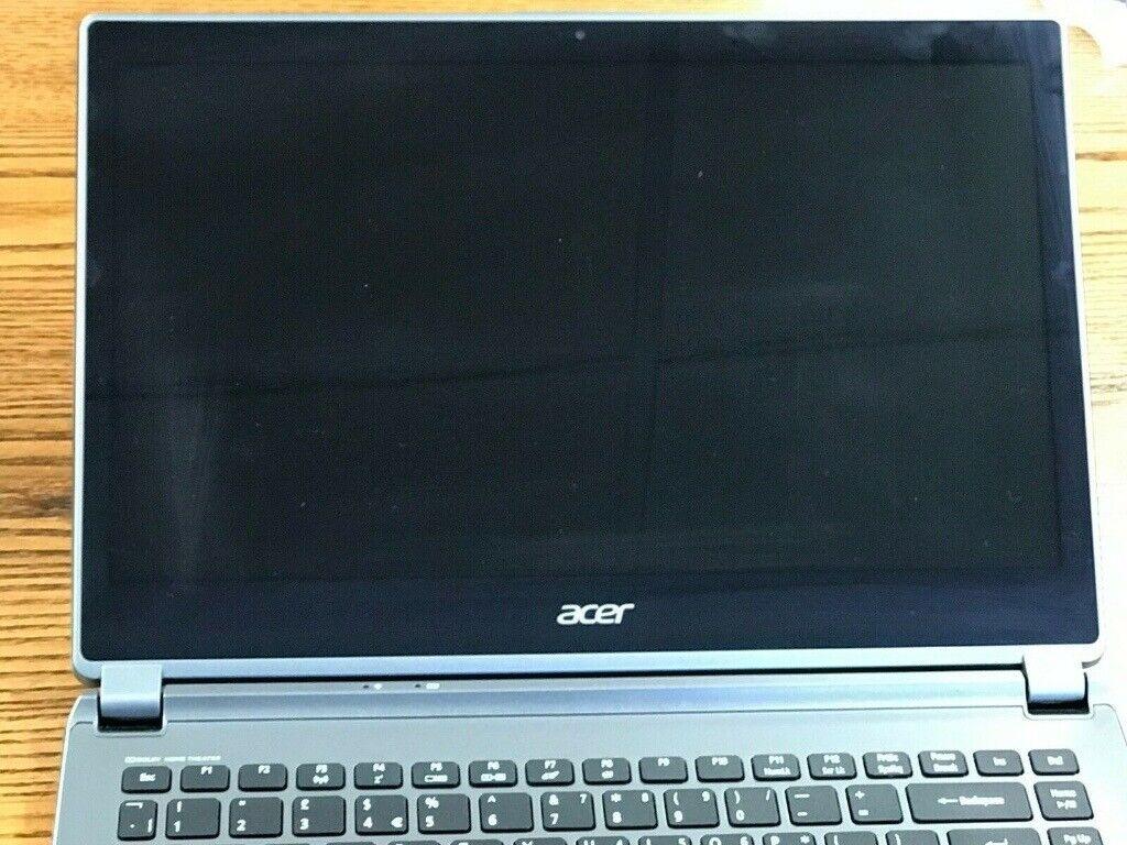 ACER ASPIRE V5 SERIES TOUCHSCREEN INTEL CORE i7-3537U 8GB RAM 500GB HDD  WINDOWS 10 | in Chorlton, Manchester | Gumtree