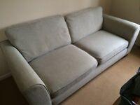 Large 3/4 seater sofa
