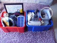 good quality miscellaneous items suitable for car boot sale, 50+ items
