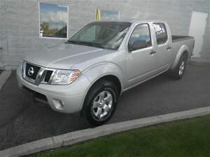 2013 Nissan Frontier SV  4X4  Crew CAB  LOW KM  Just Landed!
