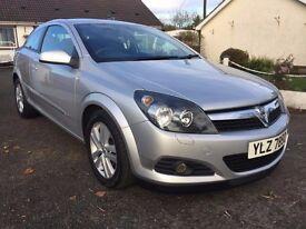 2008 Vauxhall Astra 1.4 3 door sportshatch**Long MOT**