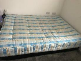 Double bed mattres