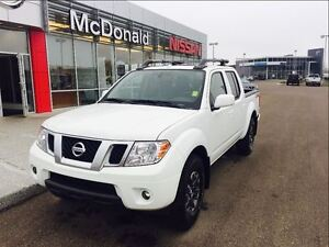 2014 Nissan Frontier PRO-4X Crew Cab 4x4 One Owner!