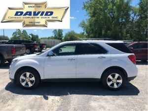 2015 Chevrolet Equinox 2LT AWD/ LEATHER/ SUNROOF/ POWER + HEATED