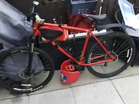 Mountain bike, Charge Cooker mint condition