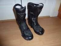 Ladies Dianese Motorcycle Boots