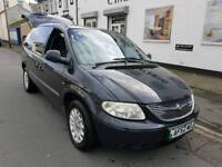 7 SEATER. CHRYSLER VOYAGER. 12 MONTHS MOT. GREAT FAMILY CAR. PX WELCOME