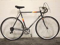 Vintage Men's & Ladies Racing Road Bikes - PEUGEOT RALEIGH CLAUD BUTLER - Classic 80s 90s - Restored
