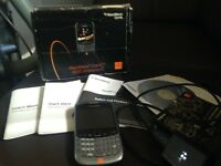 Blackberry curve 8520 by orange smartphone