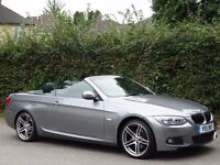 BMW 3 SERIES 2.0 320i M Sport 2dr BLUETOOTH - HEATED LEATHER