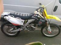 Rmz 250 2007 (ktm yz cr crf )