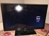 42 inch LG LCD tv for sale