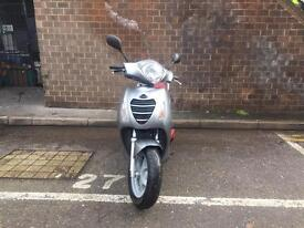 Honda ps Sh Dylan 125 (2007) perfect condition 12 months mot