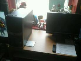 Bargain full pc setup