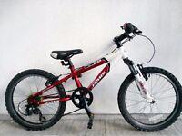 "(2574) 20"" Lightweight Aluminium JAMIS BOYS GIRLS MOUNTAIN BIKE BICYCLE Age: 7-10 Height: 120-135cm"