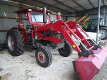 Massey Ferguson Tractor with loader Waroona Waroona Area Preview