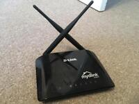 DLink Wireless N 300 Home Cloud Router DIR‑605L